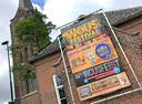Het Wous Festival wordt prominent aangekondigd.