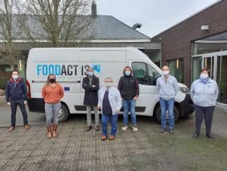 Food Act 13 verdeelde vorig jaar meer dan 350 ton voedsel