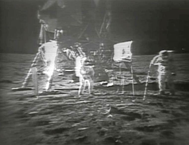 Het was de Parkes-telescoop die het eerste radiosignaal van de maanlanding opving.