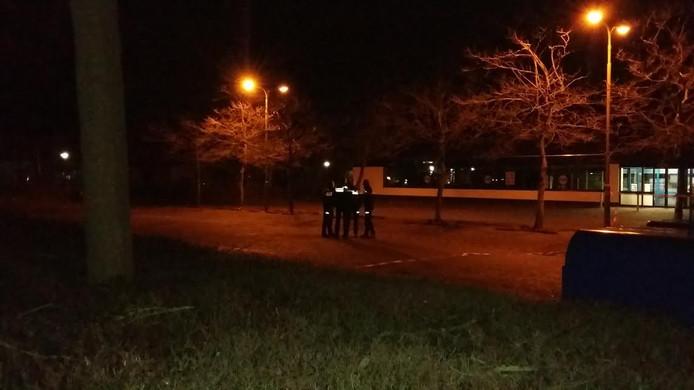 Politie is op zoek naar de voortvluchtige in Zierikzee.