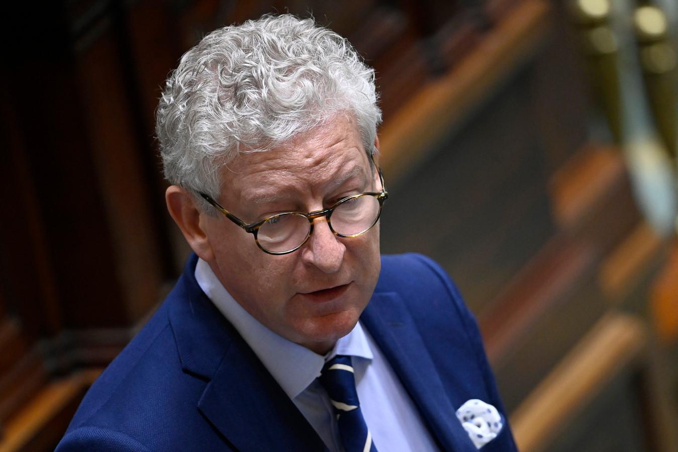 Le ministre de l'Intérieur Pieter De Crem (CD&V).