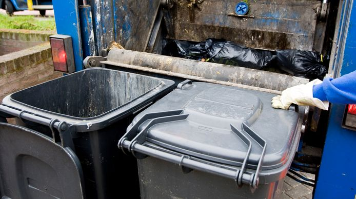 Hardenberg wil nog maar eens in de acht weken de grijze container met restafval legen.