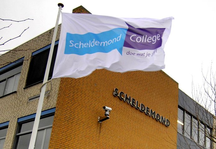 Het Scheldemond College in Vlissingen.