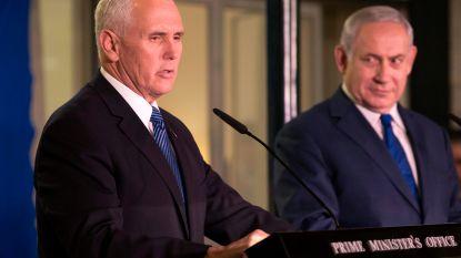 """Witte Huis: """"Niet met Israël gesproken over annexatie van nederzettingen op Westelijke Jordaanoever"""""""