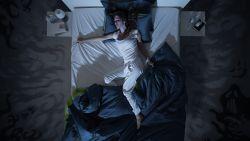 Dit beestje kruipt 's nachts uit zijn schuilplaats om van je gezicht te eten terwijl je slaapt