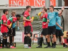 NEC-trainer Rogier Meijer legt nog een puzzel in De Goffert