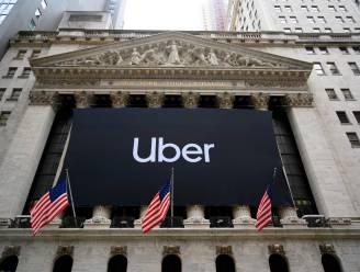 Koers van Uber duikt naar beneden bij beursdebuut