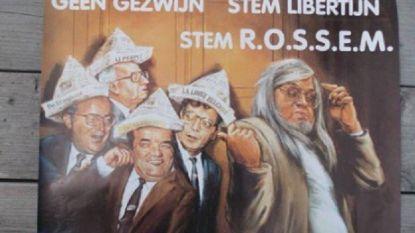 """""""Geen gezwijn, stem libertijn"""": het avontuurlijke leven van Van Rossem in vijftien foto's en twaalf video's"""