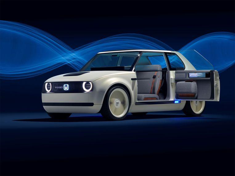 Honda Urban EV Concept Beeld RV