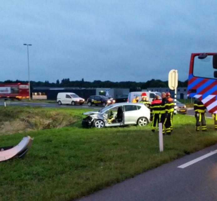 Ongeluk in Halsteren