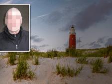Tbs'er Henk E. aangehouden op Texel, mogelijk vuurwapen aangetroffen op plek aanhouding