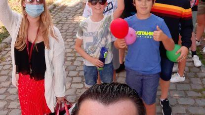 Alternatieve bosklassen op een boogscheut van school: zesdeklassers naar park van Breivelde
