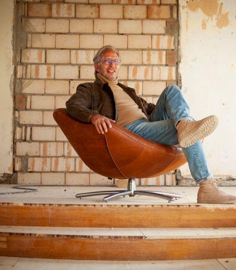 Na faillisement en schuldsanering is modeman Frank Hendriks terug:  'Er zijn al zoveel spullen'