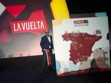 Parcours Vuelta: twee tijdritten en negen aankomsten bergop