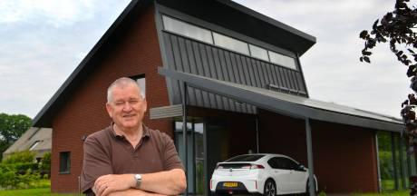 'Slimbouwen' in Sterksel: emeritus hoogleraar TU/e bedacht extreem duurzaam en gezond droomhuis