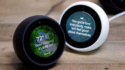 Amazon-medewerkers luisteren privégesprekken af met spraakassistent Alexa