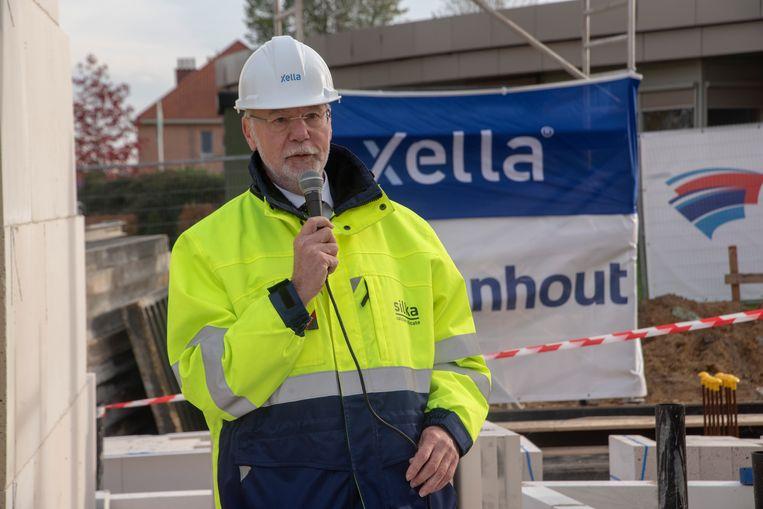 Jos Cox, CEO Xella