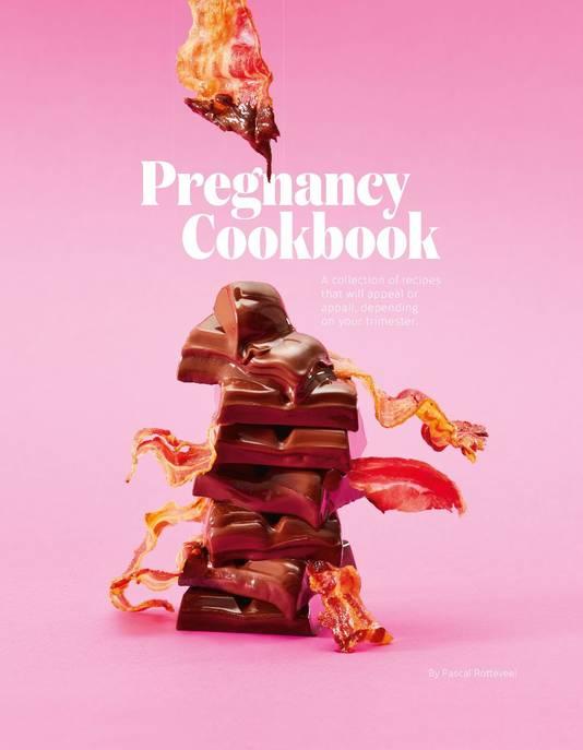 Het Pregnancy Cookbook bevat de gekste recepten.