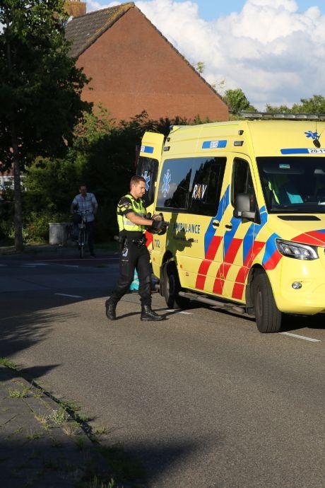 Motorrijder gewond door eenzijdig ongeluk in Roosendaal