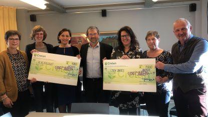 Laatste Feest van de burgemeester brengt 2.000 euro op voor Ten Dries en vzw Verburght