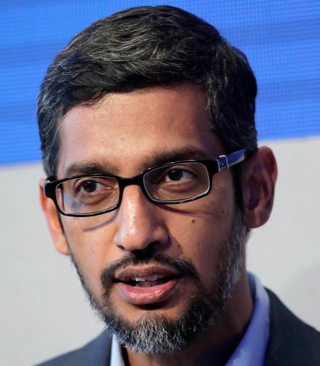 Op deze punten wordt Google-baas vanmiddag geroosterd in Washington