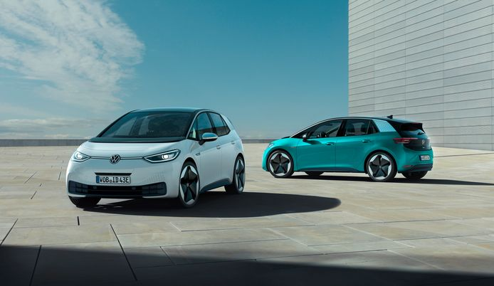 De nieuwe Volkswagen ID.3