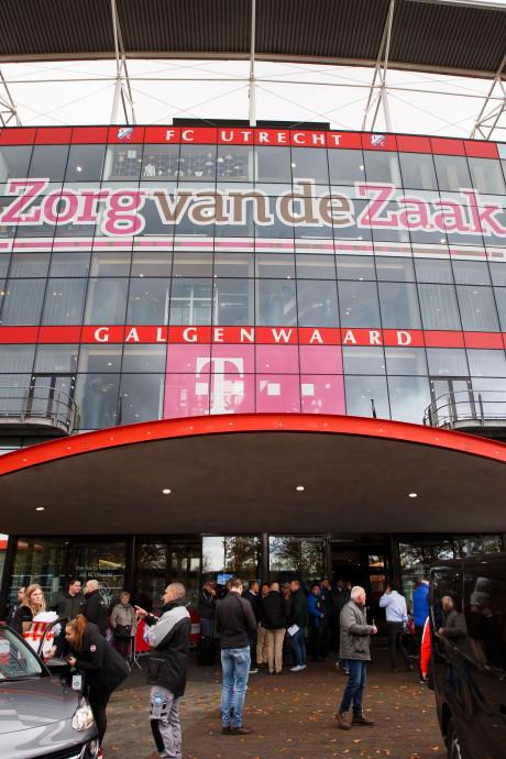 Fans van FC Utrecht sceptisch over uitduels in België: Brugge uit zondagavond? Nou, nee!