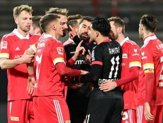 """Union Berlin - Leverkusen ontsierd door nieuw geval van vermeend racisme: """"Dit is heel triest"""""""