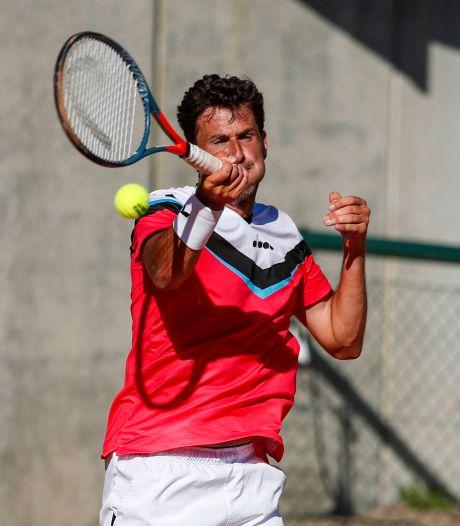 Haase voor het eerst sinds 2009 niet naar hoofdtoernooi Roland Garros