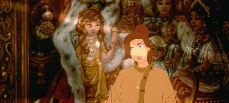 Anastasia (1997) Beeld null