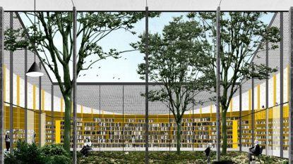 Nieuw bestek en raming voor Latemse bibliotheek goedgekeurd, maar oppositie blijft zicht verzetten