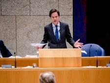 Rutte rekent op genade van de kiezer voor rol in toeslagenaffaire