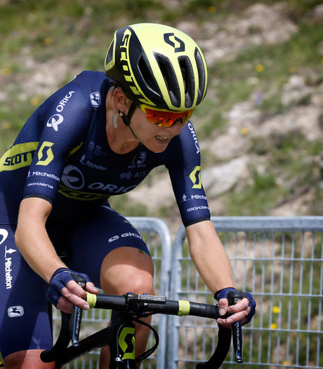 Van Vleuten is ook in tweede etappe iedereen de baas en wint La Course