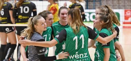 Wedstrijd van volleybalsters Alterno uitgesteld wegens corona bij tegenstander in Groningen
