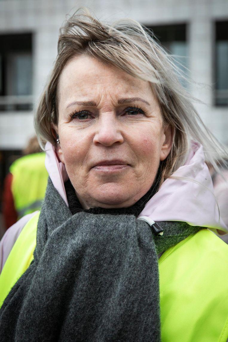 Tanja Helsloot (58). Beeld Dingena Mol