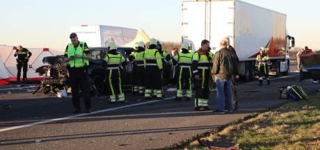 Roemeense trucker mag jaar niet de weg op na snelwegdrama bij Nistelrode