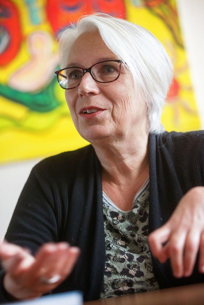 Annemarie Timmermans is veiligheidsdeskundige.