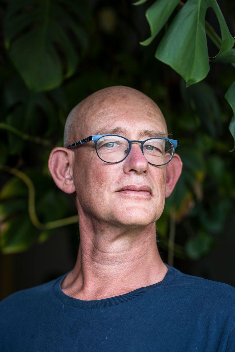 Martin Broek. Beeld Linelle Deunk
