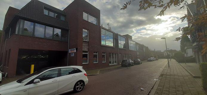 Het Loopbaanplein Oost Achterhoek aan de Burgemeester Bosmastraat in Winterswijk.