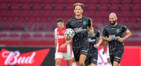 Teun van Grunsven verruilt RKC voor FC Den Bosch