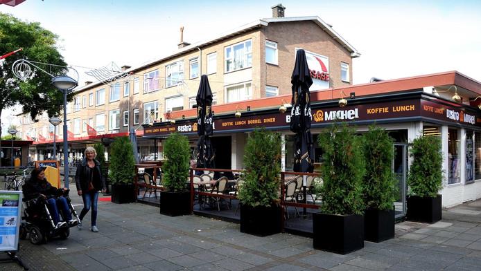 Bistro Michel in Zwijndrecht noemt plaats 111 in de AD Koffie Top 'teleurstellend'.