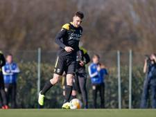 Nieuwe klap voor Vitesse: Bero met schouderkwetsuur vervroegd naar huis