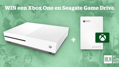 Win een Xbox One en Seagate Game Drives met Game Passes