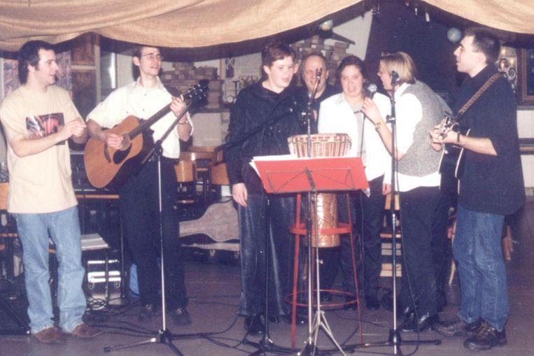 The Antonio's in 1999.