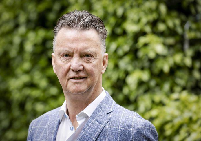Louis van Gaal is een van de drijvende krachten achter het project.