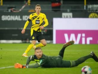 Dortmund verslikt zich op eigen veld in Köln, ondanks doelpunt invaller Thorgan Hazard