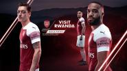 Rwanda wordt nieuwe shirtsponsor van voetbalclub Arsenal