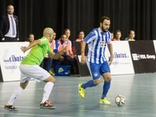 Zaalvoetballers FC Eindhoven liggen vooral met zichzelf overhoop; wéér een nederlaag