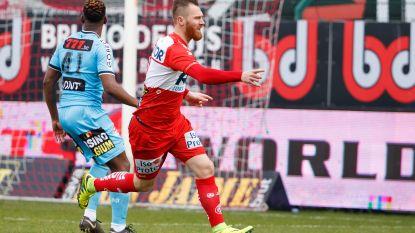 Opdracht volbracht maar toch geen play-off 1 voor KV Kortrijk