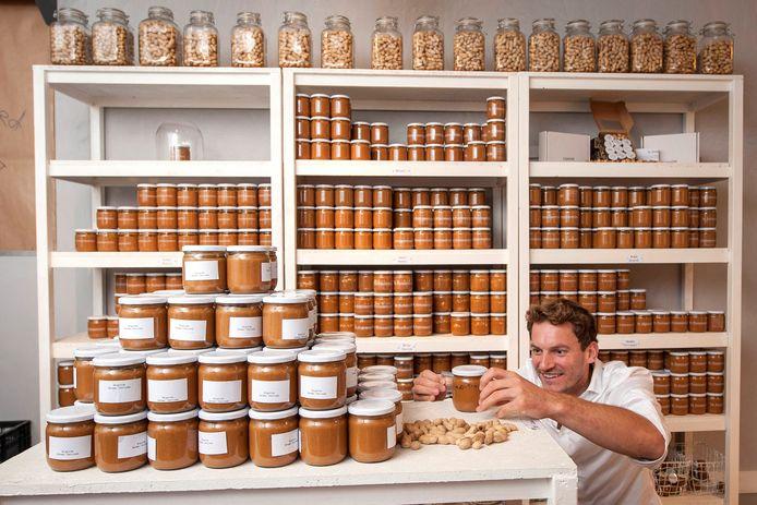 De Pindakaaswinkel opent de deuren in Den Bosch